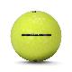 72 RAM Golf Laser Spin Golf Balls - Yellow