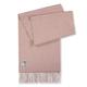 Cuemars - Rose Baby Alpaca Scarf - Pink