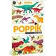 Poppik - Sticker Panorama Dinosaurs