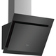 Bosch DWK67CM60B Serie 4 Touch Control 59cm Angled Cooker Hood - Black