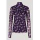 Baum und Pferdgarten - Jodi Paris Flower Purple Top - purple   multi floral   Sz L - Purple/Purple