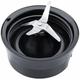 Steba MX 600 SMART Standmixer weiß/schwarz (Standmixer)