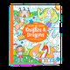 Ooly - Knights And Dragons Coloring Book