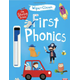 Pat a Cake - Wipe Clean First Phonics Activity Book