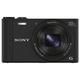 SONY DSC-WX350 Digitalkamera schwarz 18,2 Mio. Pixel