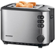 SEVERIN AT 2514 Toaster silber