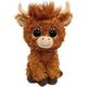 Ty - Beanie Boo Angus The Highland Cow Small