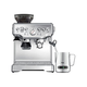 Sage the Barista Express Espressomaschine silber