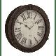 London Ornaments - Porthole Vintage Clock - large