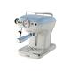 Ariete Vintage Espressomaschine blau