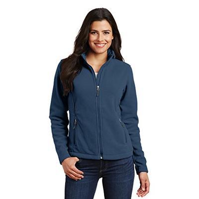 Port Authority Ladies Value Fleece Jacket. L217 Insignia Blue XS