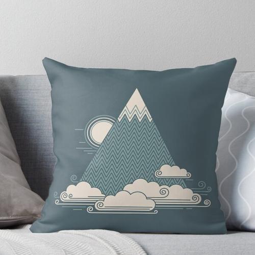 Wolkenberg Kissen