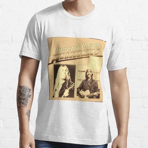 Rock, signiertes Album # 1 Essential T-Shirt
