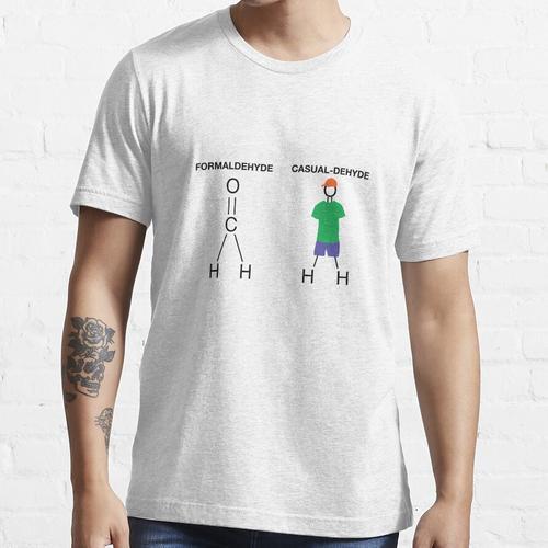 Formaldehyd Casualdehyd T-Shirt Essential T-Shirt