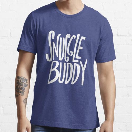Kuschelfreund x Blau Essential T-Shirt