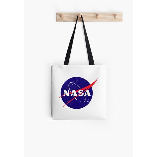 Offizielles NASA-Logo (Frikadelle) Tasche