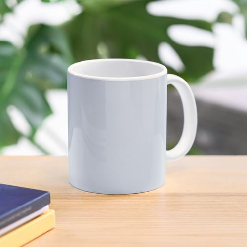 Die Kunststoff-Posse Tasse