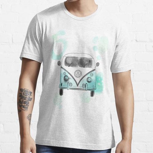 türkis Westfalia Essential T-Shirt