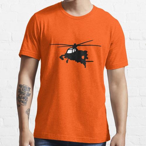 Hubschrauber Hubschrauber Essential T-Shirt