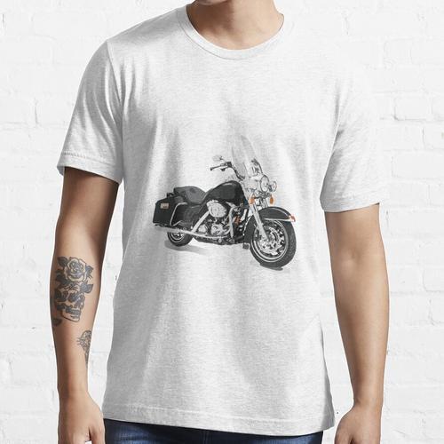 Harley-Davidson Style Fahrrad Essential T-Shirt