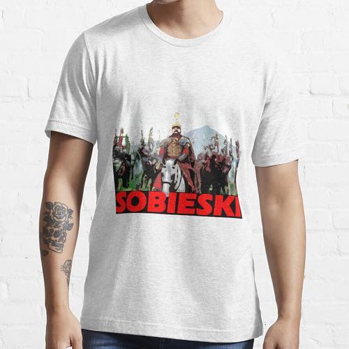 SOBIESKI III Essential T-Shirt