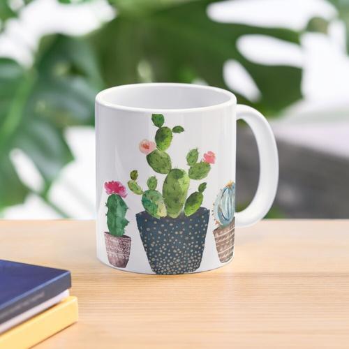 Kaktus-Trio Tasse