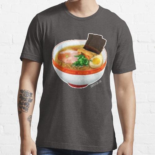 Tomodachi Life: Ramen Nudeln mit Algen und Ei Essential T-Shirt