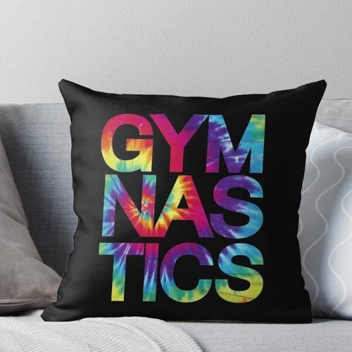 Tie Dye Gymnastik Kissen