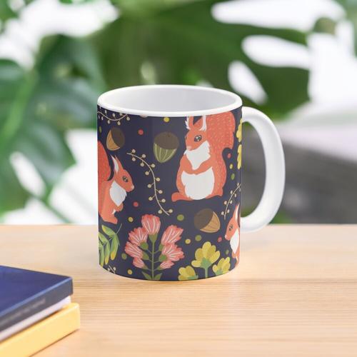 Eichhörnchen Tasse