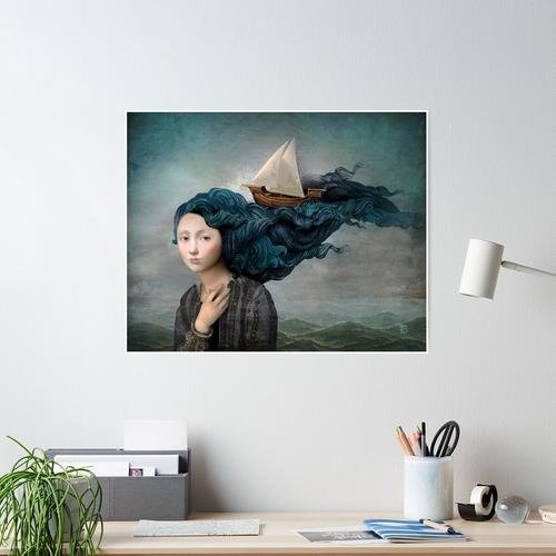 Message from the Sea Poster