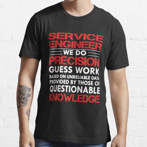 Servicetechniker-T-Shirt Essential T-Shirt