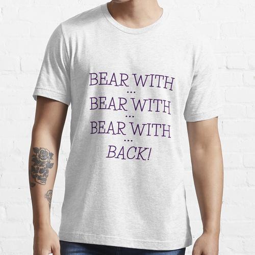 tragen mit ... tragen mit ... Essential T-Shirt