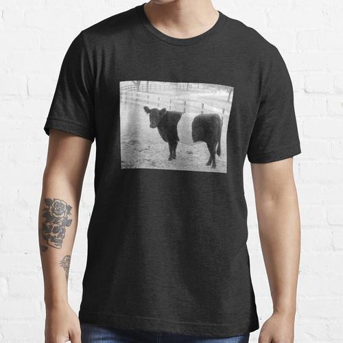 Oreo-Keks-Kuh Essential T-Shirt