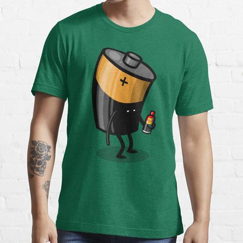 Abgelaufene Batterie Essential T-Shirt