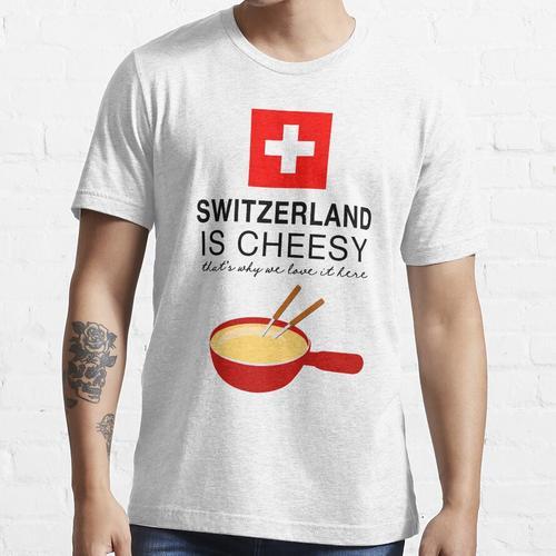 Schweizer Fondue Essential T-Shirt