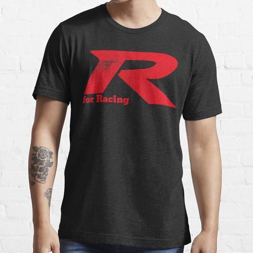 R für Rennsporttyp Essential T-Shirt
