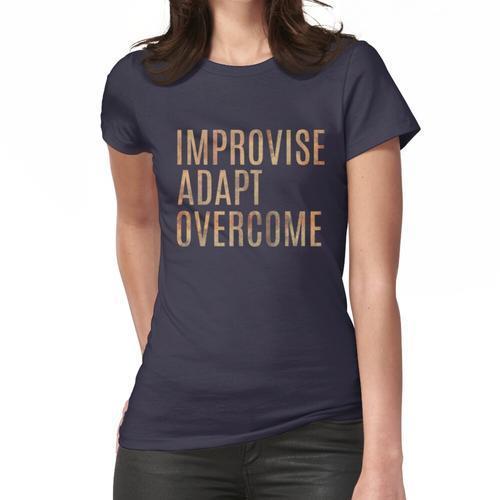 Improvisieren Frauen T-Shirt