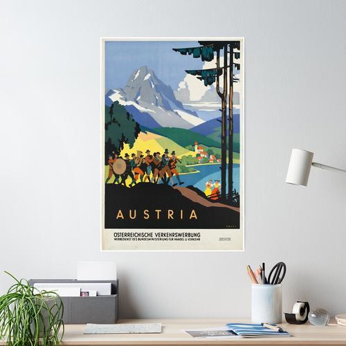 Österreich Poster
