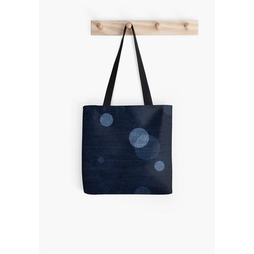Denim Moon Tasche