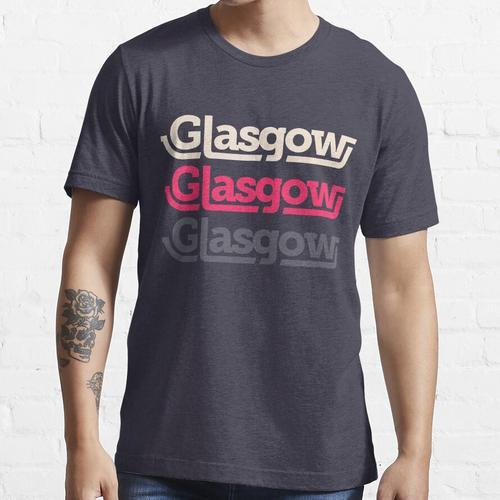 Glasgow, Glasgow, Glasgow Essential T-Shirt