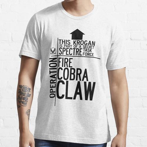 Operation Feuer ... Cobra ... Klaue. Essential T-Shirt