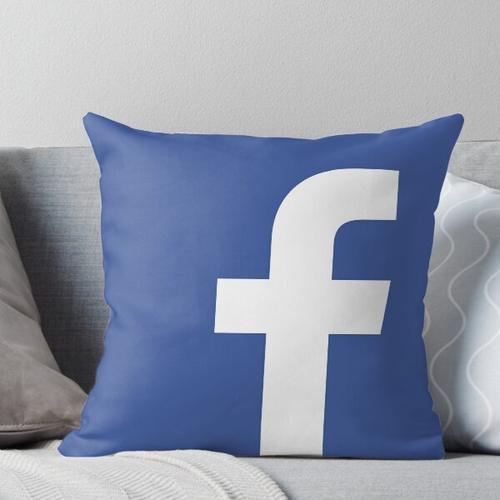 Facebook Kissen