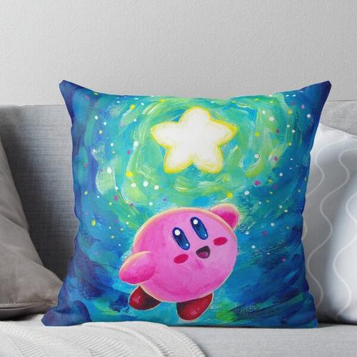 Kirby Star Kissen
