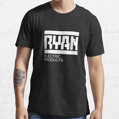 Ryan elektrische Produkte (The Stone Tape) Essential T-Shirt