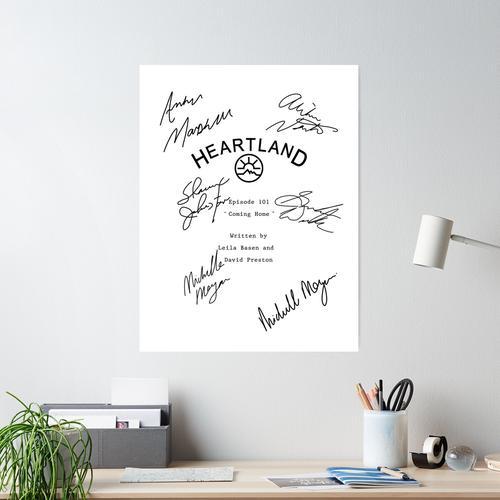 Heartland-Skript Poster