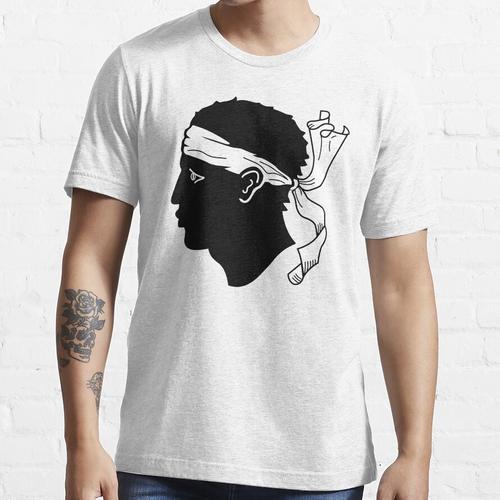 Korsika, Korsika Essential T-Shirt