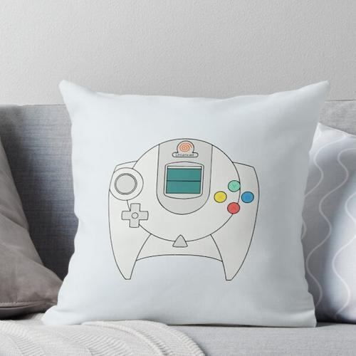 Dreamcast Controller Kissen