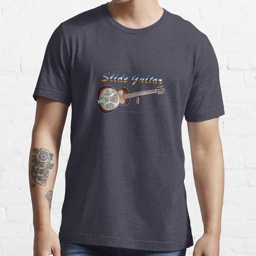 Slide Gitarre Essential T-Shirt