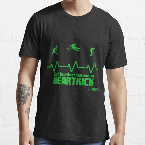Herzschlag Trottinette Essential T-Shirt