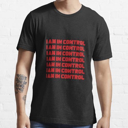 Mr. Robot - Ich habe die Kontrolle, ich habe die Kontrolle Essential T-Shirt